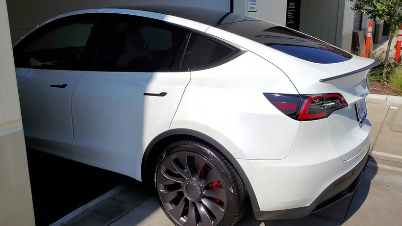Tesla Ceramic Paint Protection Coating