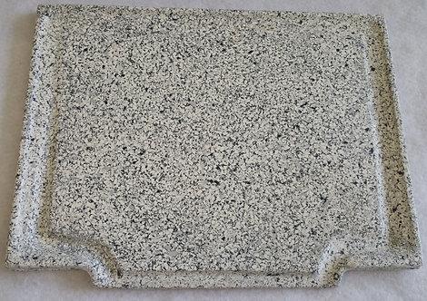 Kitchen Drain Board in Freestone Granite
