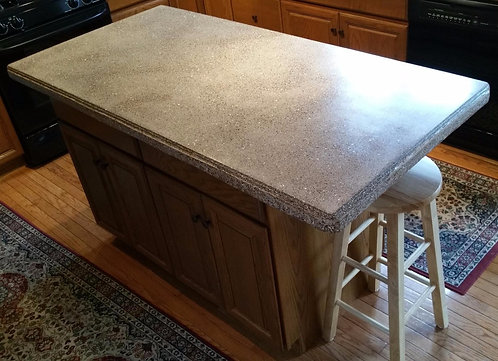 Kitchen Island Top- 32 inch wide, 66 inch long