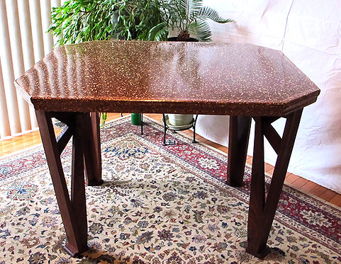 Dining nook table- 3ft wide, 4ft long, 30in tall