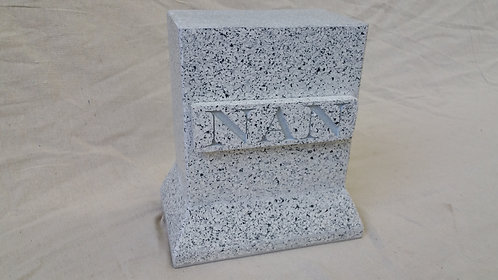 Freestone Granite Markers-house signs, graves, etc