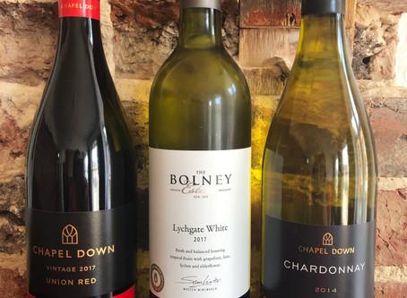 English Wine Week 25th May - 2nd June