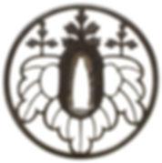 桐紋透図鐔 無銘 尾張