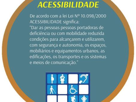 Acessibilidade para todos!!