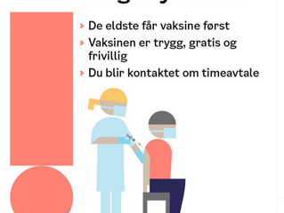 Vaksinesenter på Aktivitetshuset K1