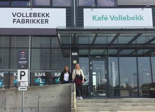 Workshop og tur til Vollebekk Fabrikker