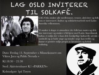 Helga på K1 - 13.-15. september (+ 16.!)