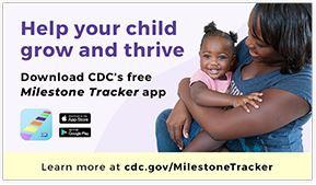 CDC's Milestone Tracker