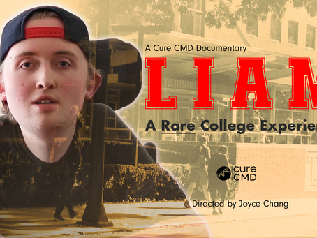 Liam: A Rare College Experience Featured On The Disorder Channel