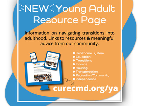 CMD Young Adult Programming Now Available
