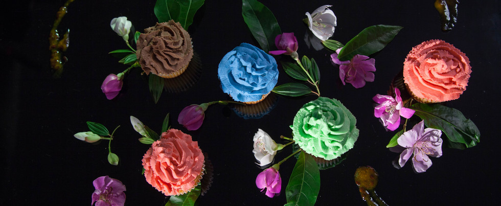Cupcake's in Flower