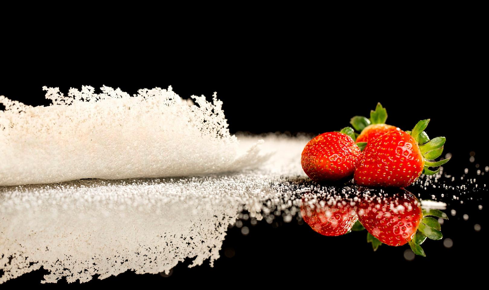 Strawberry Tapioca