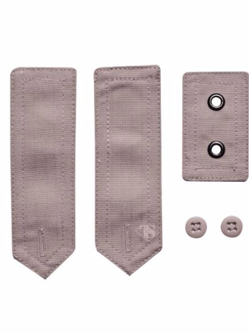 24-7 Epaulet/Badge Tab Kit