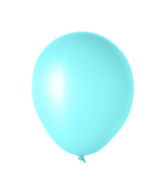 天藍色氣球