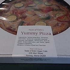 Frozen Yummy Pizza