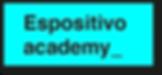 Logo de Espositivo Academy