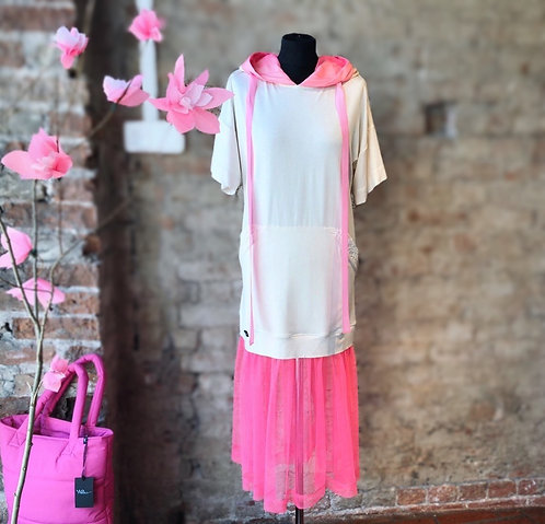 Платье - худи