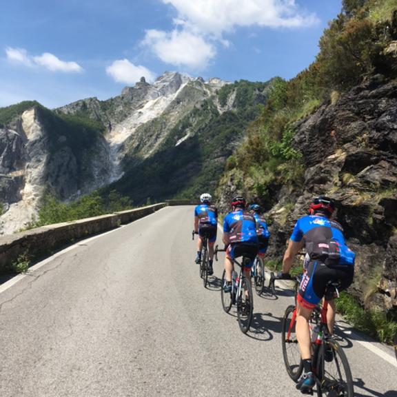 Andiamo Cycling Club Sunday Ride