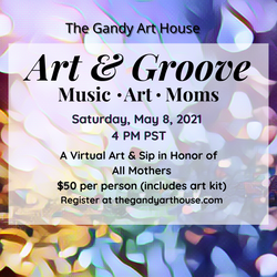 Art & Groove  Art and Sip