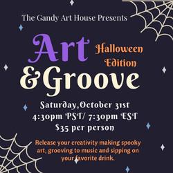 Art & Groove Hallo ween