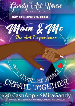 Mon and Me Art Experience