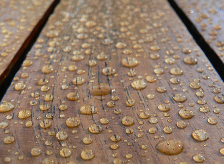 TRIPLE  MOISTURE  PROTECTION- IN FIVE YEARS, ALL FLOORS WILL BE MADE THIS WAY