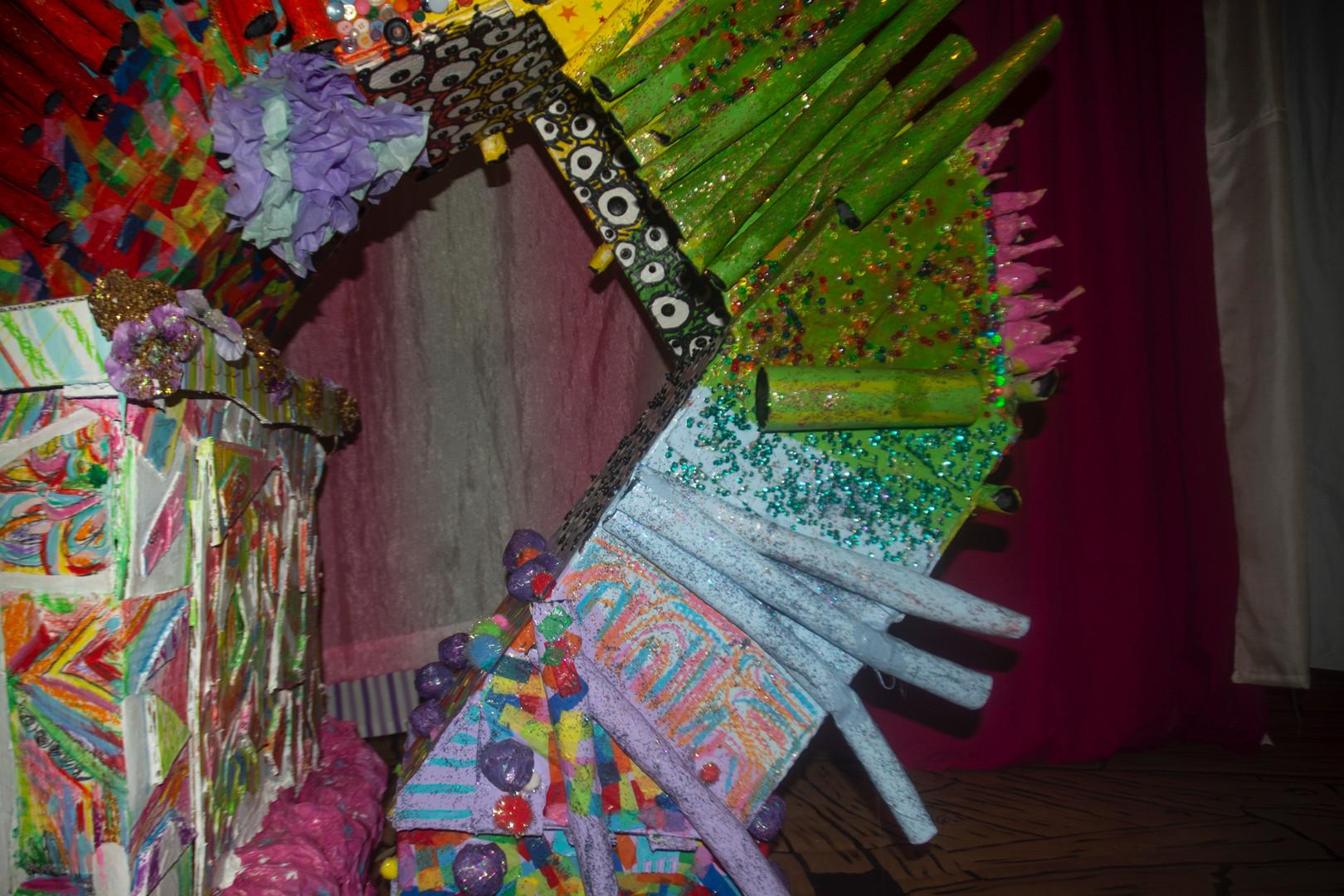 The Rainbow Arch (detail)