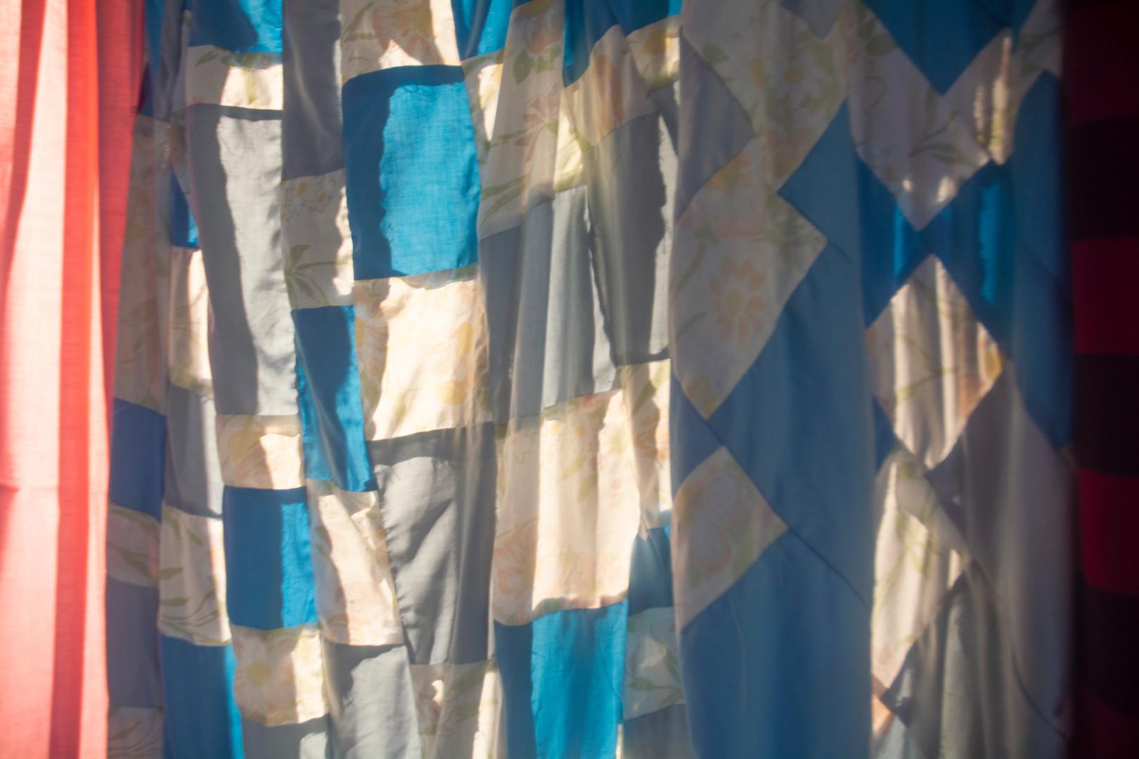 curtains (detail)