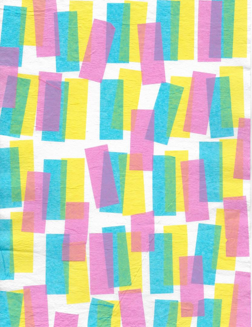 confetti paper iv