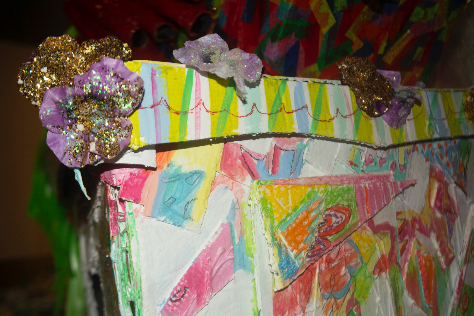 The Cake (detail)