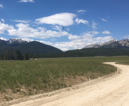 Traveling the Road to Sawtooth City