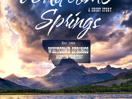 Whitcomb Springs Cover Reveals