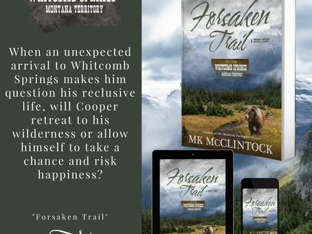 """Forsaken Trail"" MK McClintock Interview"