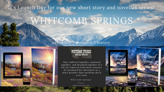 Whitcomb Springs Series created by MK McClintock