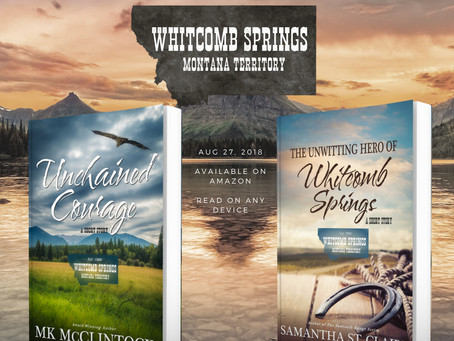 New Releases for Whitcomb Springs Series