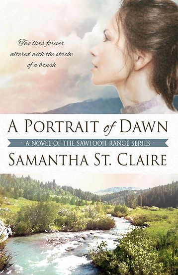 A Portrait of Dawn_Samantha St Claire