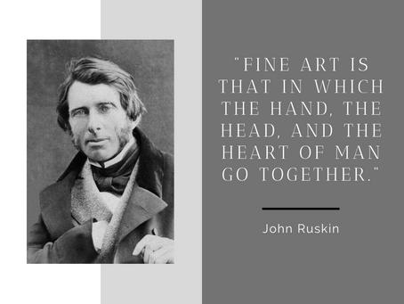 Discovering John Ruskin