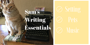 Sam's Writing Essentials with Samantha St. Claire