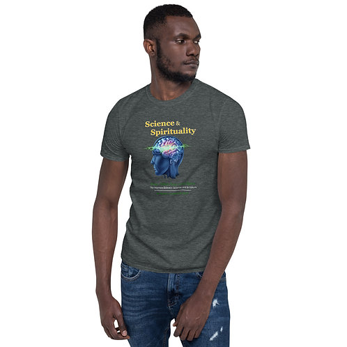 Brain, Mind, Soul and Spirit T-Shirt