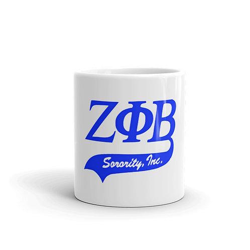 Zeta Sorority mug
