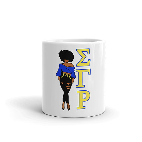 Sigma Girl mug