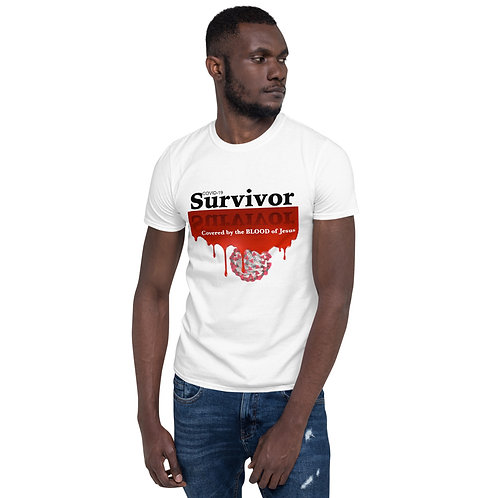 Blood of Jesus Survivor T-Shirt