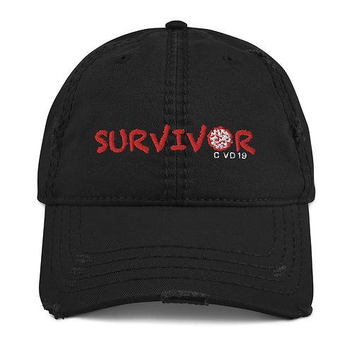 Distressed Survivor hat