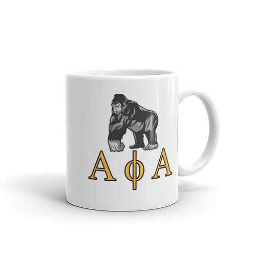 Alpha Phi Alpha mug