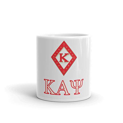 Kappa Alpha Psi mug