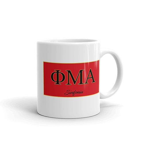 Phi Mu Alpha Sinfonia mug