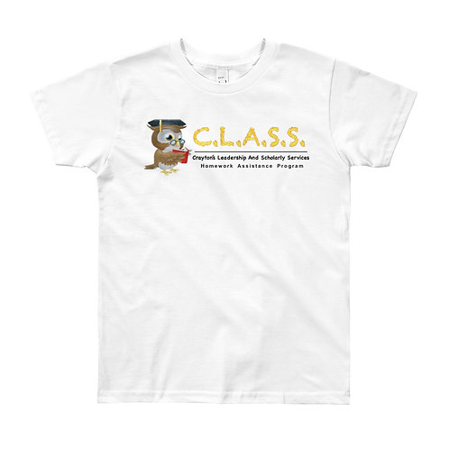 Youth CLASS Sleeve T-Shirt (boys)