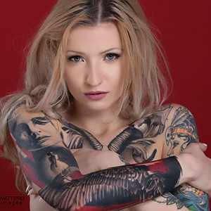 Natalia  -  Ink     (nudity