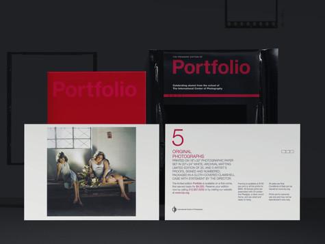 "International Center of Photography ""Portfolio"""