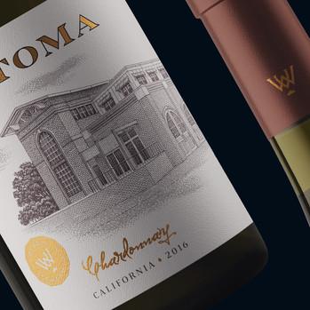 "Willamette Valley Vineyards ""Natoma"""
